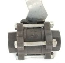 NEW APOLLO 1000 WOG BALL VALVE WORCHESTER HANDLE image 3