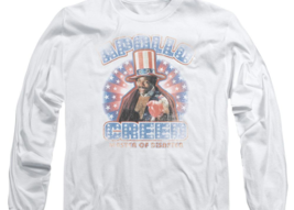 Apollo Creed Master of Disaster Rocky T-shirt Retro 80's long sleeve tee MGM112 image 2