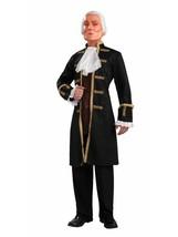 Forum George Washington Mask Costume, Brown, One Size - $71.28