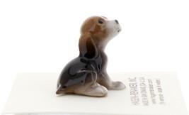 Hagen-Renaker Miniature Ceramic Dog Figurine Beagle Pup image 2
