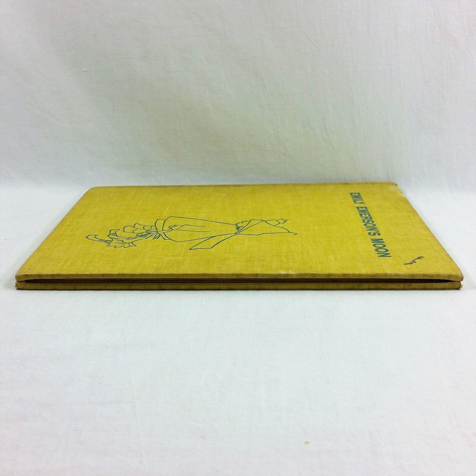 Emily Emersons Moon Jean Merrill Ronni Solbert 1960 1st Edition Childrens Vtg HC