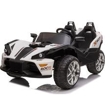 MotoTec Slingshot 12v Kids Car with 2.4 Ghz Parent Remote Control image 3