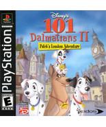 101 Dalmatians 2 Patch's London Adventure PS1 Great Condition Complete - $26.94