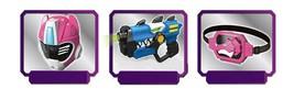Miniforce Lucy Mask Belt Gun Playset Super Dinosaur Power Toy image 2