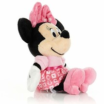 KIDS PREFERRED Disney Baby Minnie Mouse Stuffed Animal Plush Toy Mini Ji... - $10.52