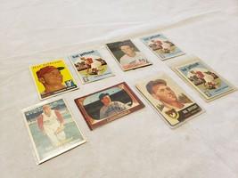 Hal Jeffcoat Baseball Card Lot - 294 - 93 topps - 223 - 81- 205 - $14.85