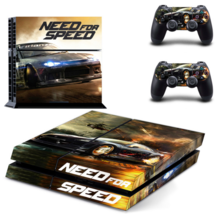 Need For Speed PS4 Designer Skin For Sony Play Station 4 - $19.00
