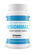 Eye Supplement - Macular health and visual performance - VisionMax - $39.95