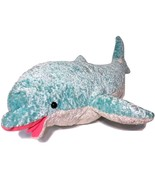 """Great American Toy Company Dolphin Porpoise Plush Stuffed Animal Toy Blue 26"""" - $49.00"""
