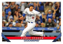 2019 Topps Archives #267 Corey Seager > Los Angeles Dodgers ⚾ - $0.99