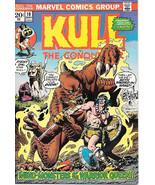 Kull The Conqueror Comic Book #10, Marvel Comics 1973 VERY FINE/NEAR MINT - $14.98