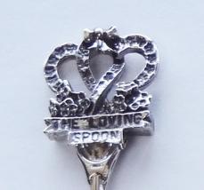 Collector Souvenir Spoon Canada BC Richmond Fantasy Gardens Hearts Defunct  - $9.99
