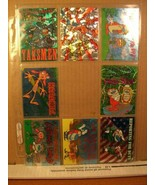 8 Trading Cards Topps Nickelodeon Prismatic 4, 15 16, 23, 25, 34, 36, 40 - $8.99