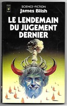 James Blish Day After Judgment (Lendemain Jugement Dernier) French Book ... - $6.95