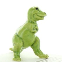 Hagen Renaker Miniature Dinosaur Tyrannosaurus Rex Ceramic Figurine - $10.29