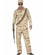 """Commando Costume, Chest 38""""-40"""", Land, Sea and Air Forces Fancy Dress #US - $41.99"""