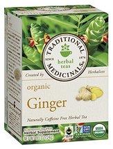 Traditional Medicinals Organic Ginger Caffeine ... - $69.15