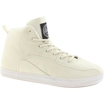 Gourmet Santo Men's White AIr Jordan XII Style Sneakers - $50.00