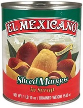 Carniceria Compare, Sliced Mangos in Syrup, 26 Ounce - $28.33