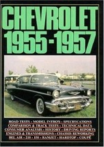 Chevrolet, 1955-1957 (BROOKLANDS BOOKS) Clarke, R.M. - $18.35