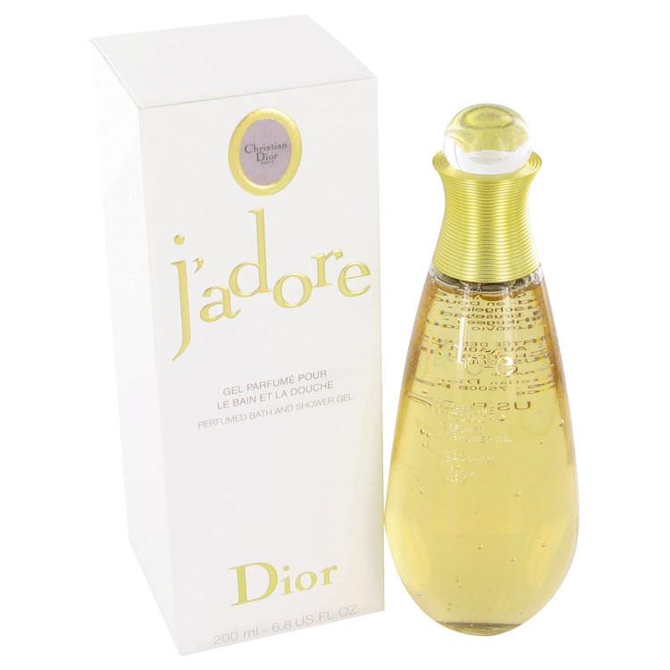 Christian dior jadore shower gel