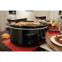 Crock-Pot Manual Slow Cooker, 7-Quart, Black (SCV700-B2) - €33,05 EUR