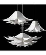 Norm 06 Lamp White Pendant E27 Light Ceiling Lamp Home Cafe Lighting Fix... - €48,61 EUR+