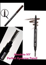 ABSOLUTE NEW YORK PERFECT EYEBROW PENCILS - AVAILABLE IN 4 SHADES - $2.99