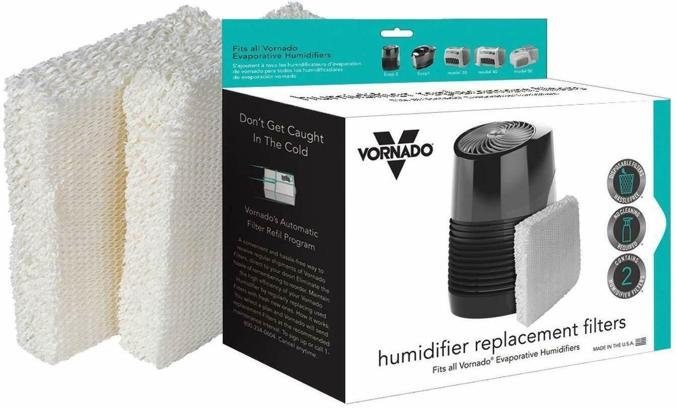 Primary image for BRAND NEW!!! Vornado Humidifier Replacement Filte (rMD1-0002) *2pk*