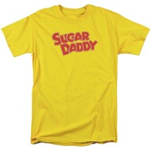 Sugar Daddy t-shirt tootsie roll retro candy caramel pop graphic tee TR112 image 1