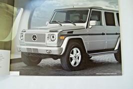 2007 mercedes g class g55 amg g500 owners sales brochure new original - $19.79