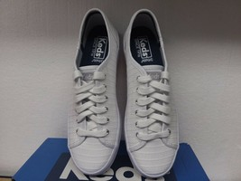 Keds Women's Kickstart Eyelet White Sneaker, WF58117, 6m - $81.78 CAD
