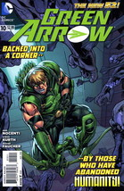 Green Arrow (5th Series) #10 VF/NM; DC | save on shipping - details inside - $6.99