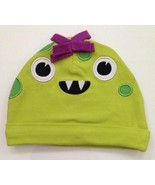 Cute Halloween Monster Baby Infant HAT CAP *SZ 0 - 6 Months by Carter's NWT - $9.50