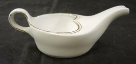 Antique WT&C White Porcelain Sick * Invalid Feeder - $9.97