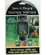 P3 International - P0550 - Save-a-Drop Water Consumption LCD Display Meter - $22.72