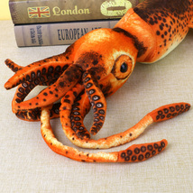 60CM Model Squid Octopus Plush Stuffed Toys Christmas Invitations Christmas Gift - $30.00