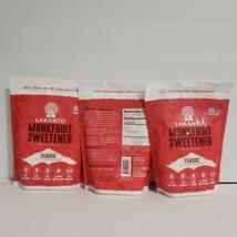 Lakanto Classic Monkfruit Sweetener White Sugar Replacement 1 lb 16 oz L... - $34.64
