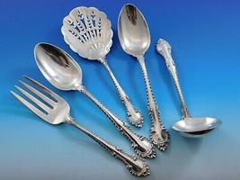 English Gadroon by Gorham Sterling Silver Essential Serving Set Large 5-piece - $295.00