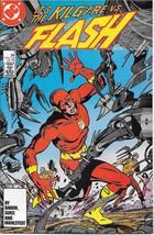 The Flash Comic Book #3 Second Series DC Comics 1987 NEAR MINT NEW UNREAD - $4.99