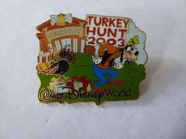 Disney Trading Pins 26812 WDW - Turkey Hunt 2003 (Goofy) - $14.00