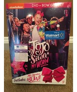 JoJo Siwa My world Exclusive DVD and Bow Gift Set  Sealed - $27.91