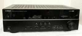 Yamaha RX-V373 Natural Sound AV Receiver ~ 4 HDMI Ports ~ Working ~ Vintage - $99.99