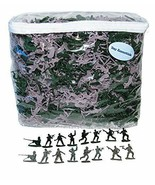 1000 Army Green and Gray Soldiers Play Set (1.75 inches) - $35.14
