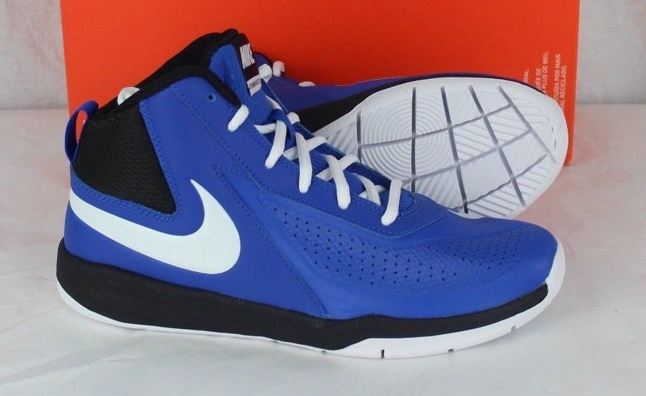 cde1d833846a Nike youth kids team Hustle D 7 game royal and 50 similar items