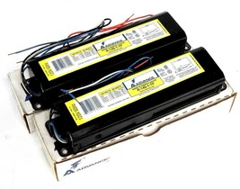 2 NIB ADVANCE R-140-TP RAPID START BALLASTS 120V 60HZ LAMP 1F40T12 image 1
