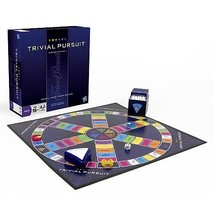 Trivial Pursuit Master Edition Trivia Board Game for Adults and Teens Ag... - $34.11