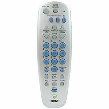 Rca RCU300TMS 3 Device Universal Remote Control For DBS/CABLE, VCR/DVD, Tv - $7.49