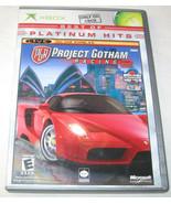 Projet Gotham Course 2 Xbox, 2003 Microsoft E- Everyone U.S.A - $7.20