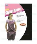 Dream Satin Stylist Apron Tie String Closure Waterproof Unisex Salon Barber - $15.95